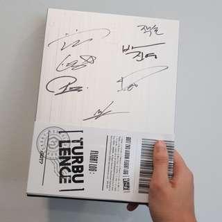 SELLING: GOT7 비매 TURBULENCE ALBUM