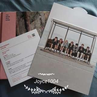 BTS YNWA UNSEALED ALBUM (REPRICED)