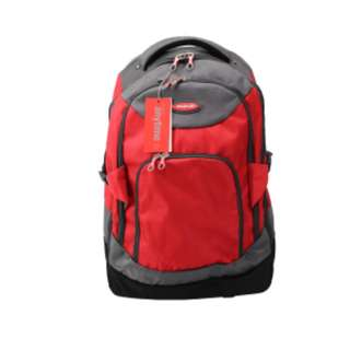 Winpard Tas Backpack Laptop 15 inci - merah