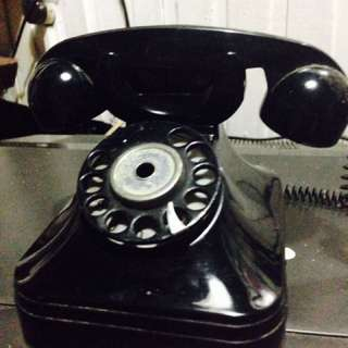 Vintage Telephone for Display
