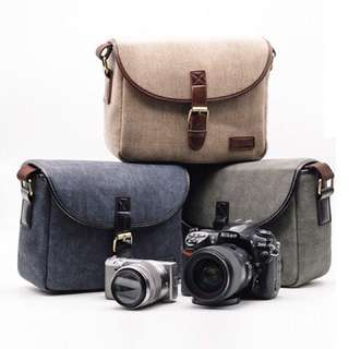 Compact Fashion DSLR / Mirrorless Camera Bag