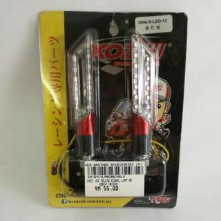 Kozi Led Yellow Signal Lamp MB