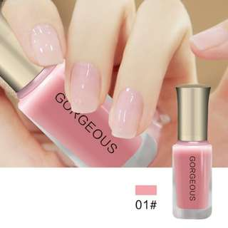 Translucent UV Gel Nail Gel Polish (Fixed Price & Free Delivery)