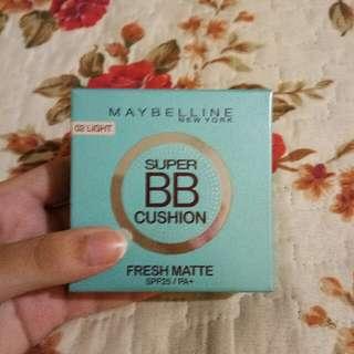 Maybelline new york super bb cushion