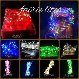 Fairie Lights