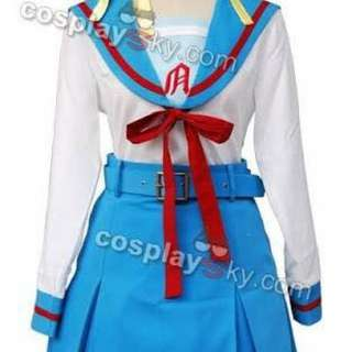 The Melancholy of Haruhi Suzumiya School Uniform