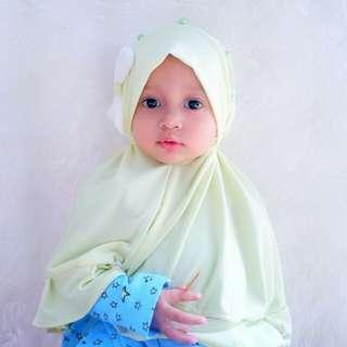 jilbab anak maryam