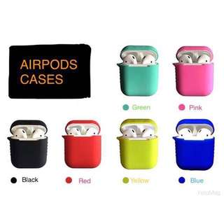 NEW ARRIVAL - BRAND NEW - APPLE AIRPODS CASINGS SKIN COVER
