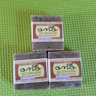 ONO All-Natural Soaps -all variants