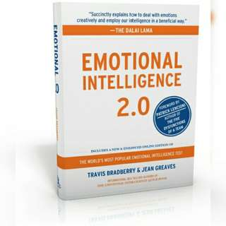 Brand New - Emotional Intelligence 2.0 by Travis Bradberry - Hardcover