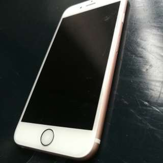 IPhone 6S, 100% Grand New,  Pink color, 128G