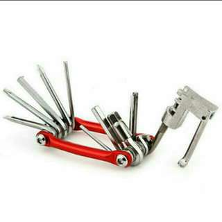 11in 1 multifunctional tool