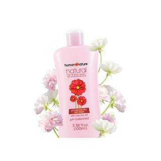 Human Nature Red Days Feminine Wash