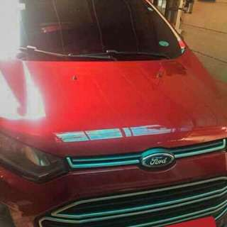 2014 Ecosport 1.5L Trend A/T Candy Red