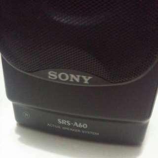 Sony srs-a60 speaker 喇叭