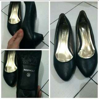 Black school/or office shoes