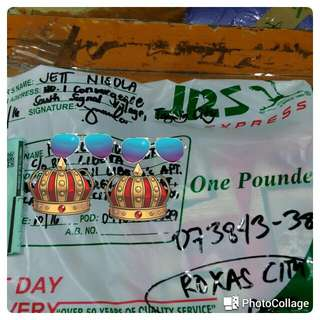 Proof of shipping - Roxas City