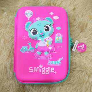 Smiggle Hartop Pencil Case. Scented