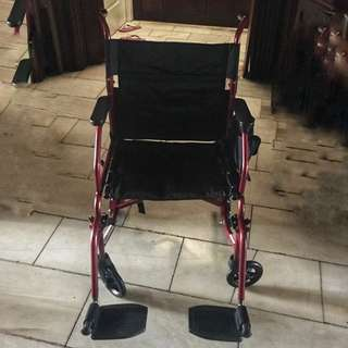 Walgreens Transport Chair