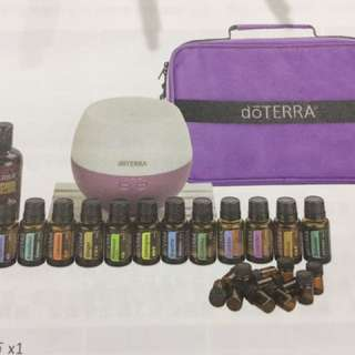 多特瑞 doterra 健康分享包(紫)