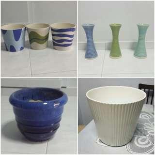 Vase & Candle Holder