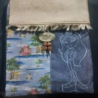 Authentic Tropical bratz bag