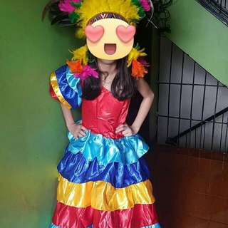 Kids Costume for United Nation