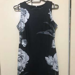 Freeway A-line dress
