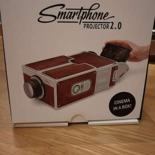 Smartphone Projector 電話投影器