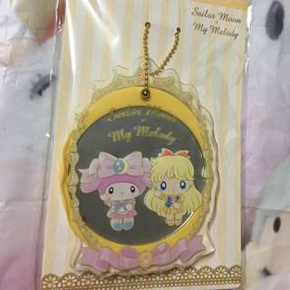 Sailor moon my melody 鏡子 美少女戰士  一番賞