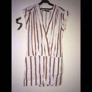 Zara Basic Dress Size 6