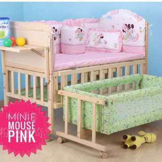 MULTIFUNCTION SIDE BED