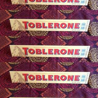 Toblerone Chocolate (Sale)