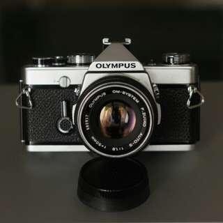 Olympus OM-1 Film Camera