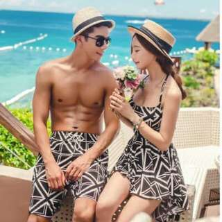 情侶泳衣Couple swimsuit (M size )