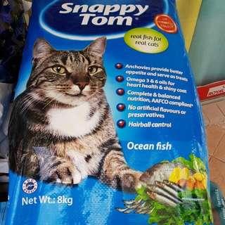 Snappy Tom Ocean Fish 8kg