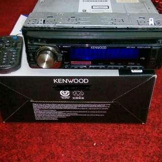 radio Kenwood kdc u449