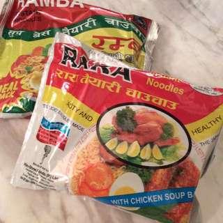 尼泊爾泡麵