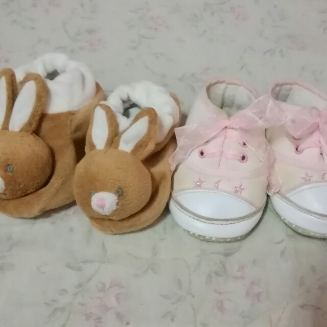2 for 300 baby girl shoes