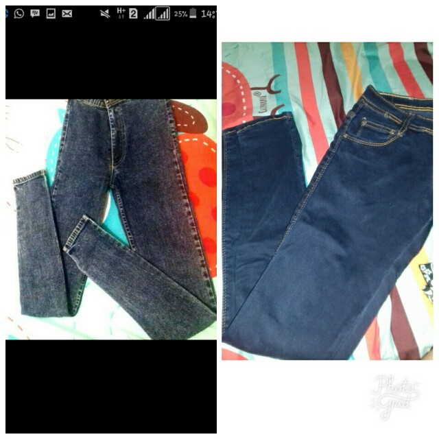 2 jeans 35.000