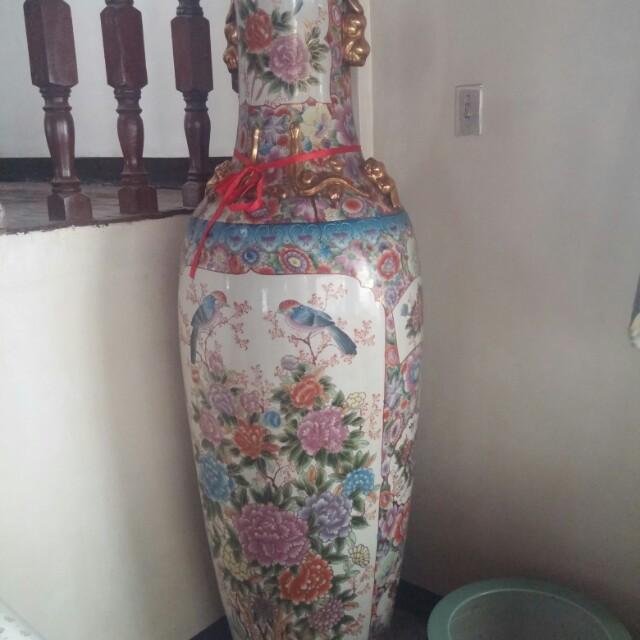 7ft vase