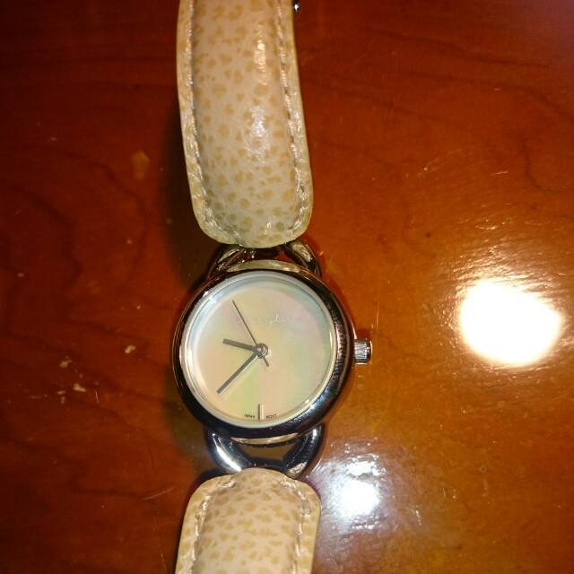 精美手錶+盒子