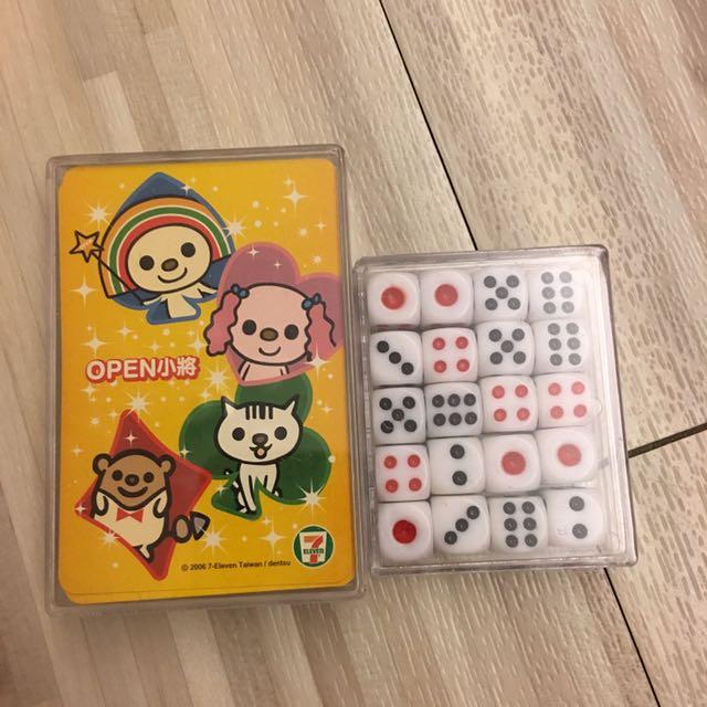 骰子🎲&撲克牌🎴