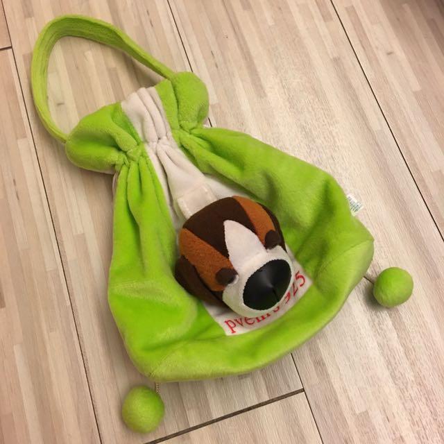 可愛大頭狗🐶水桶袋