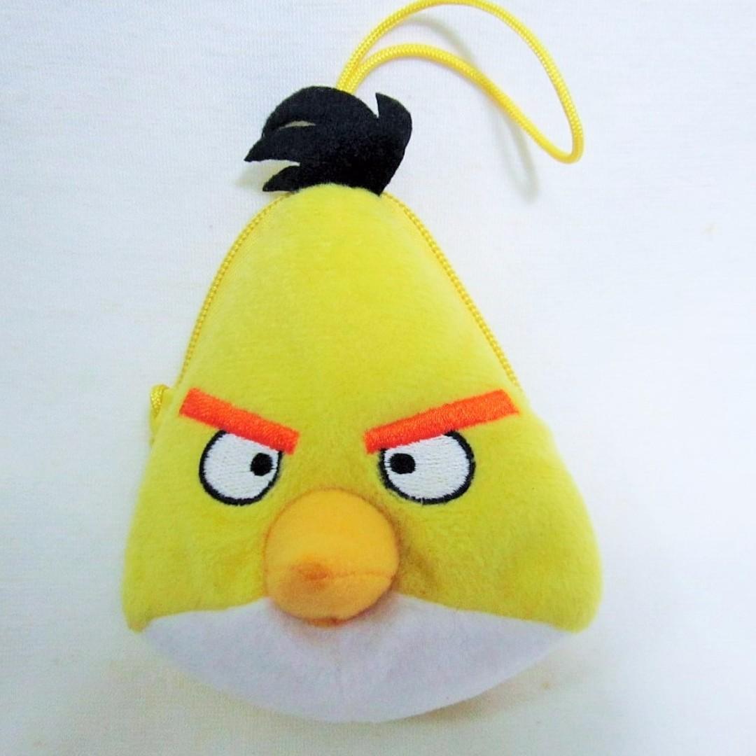 黃鳥零錢鑰匙包 (含運)
