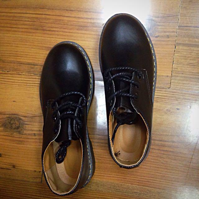 類馬汀 短靴