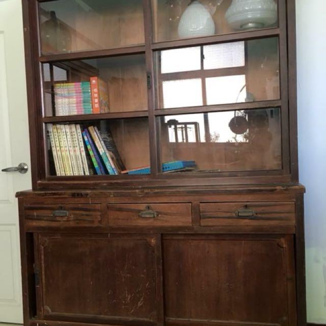 書櫃 檜木