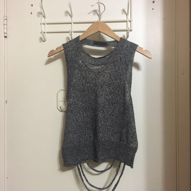 Alexander Wang Knit Tank Top