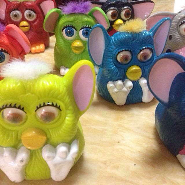 All Furby Toys 10 Pcs For One Price Toys Games Toys On Carousell
