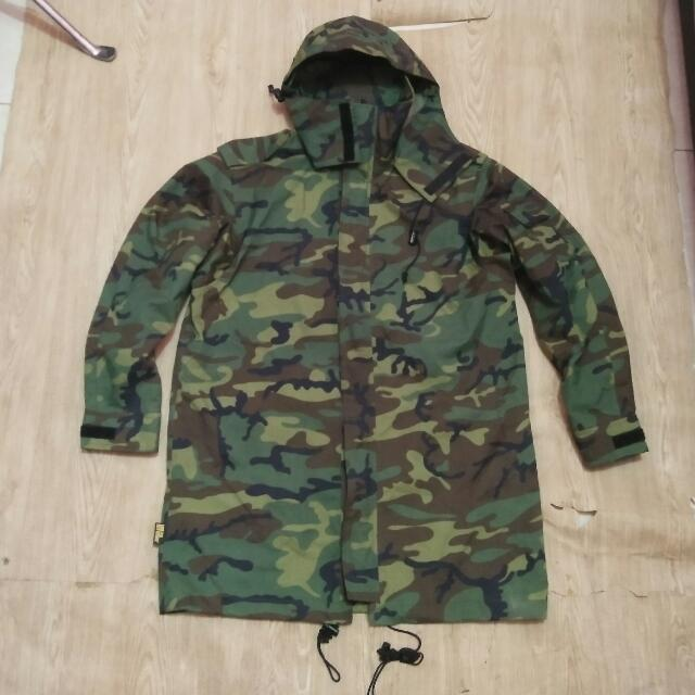 Army Camouflage Gore-Tex